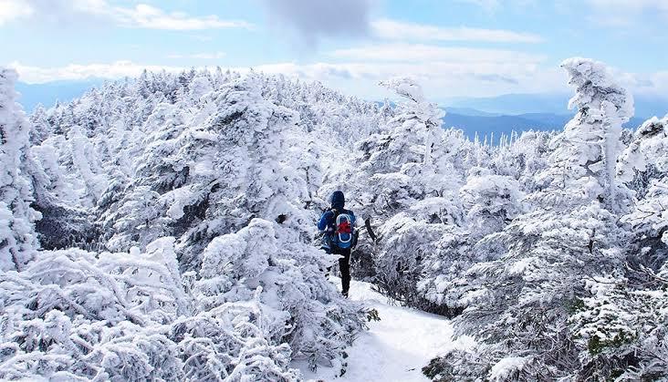 富士山積雪時の登山について