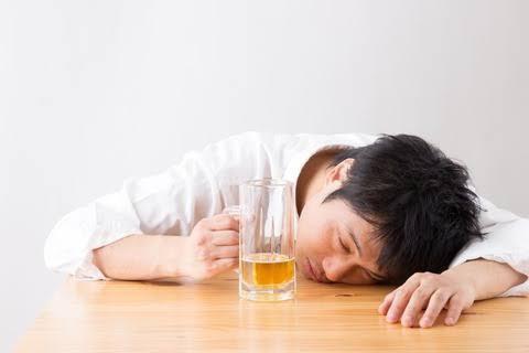 筋トレと飲酒について