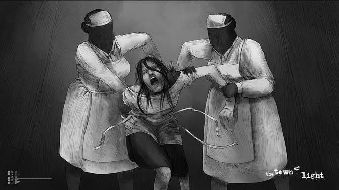 中国 習近平のポスターに墨をかけた女性、精神病院に強制収容後別人となり果てて帰ってくる…